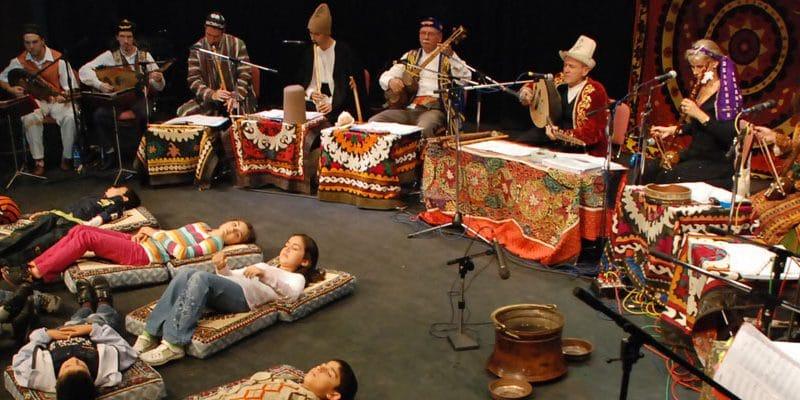 Türk müzik ve hareket terapisi geleneği