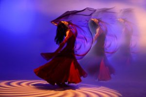 Dance of Oneness: Call to Love with Banafsheh Sayyad