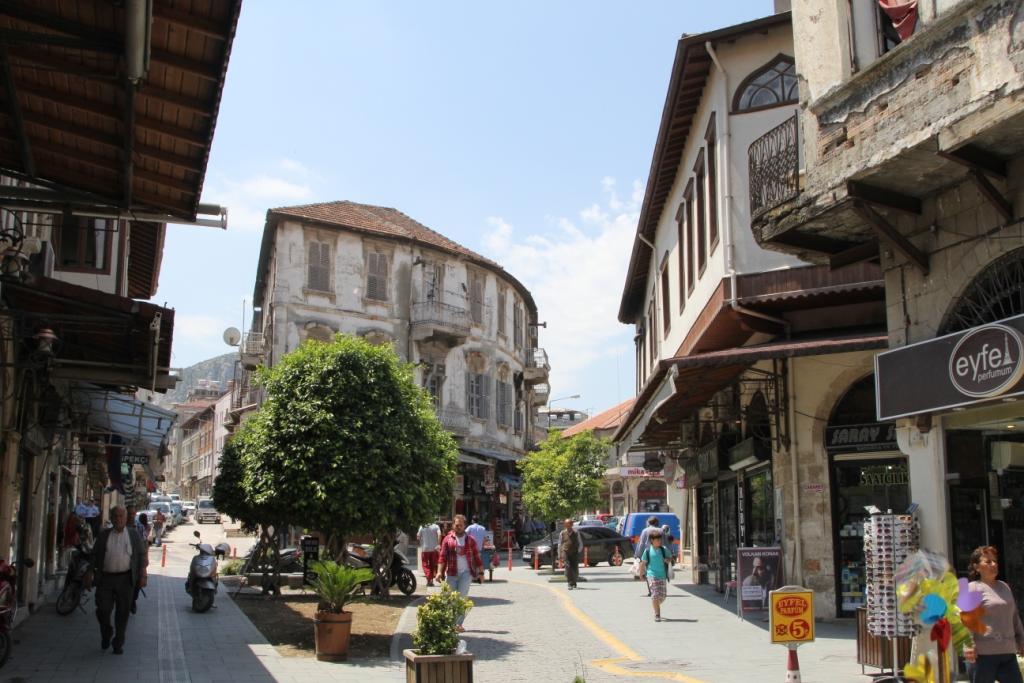 Antakya şehir merkezi